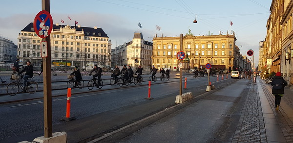 Engineering visit to Copenhagen feb 2019