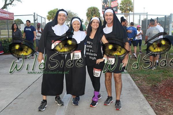 2019 Barry University Nun Run