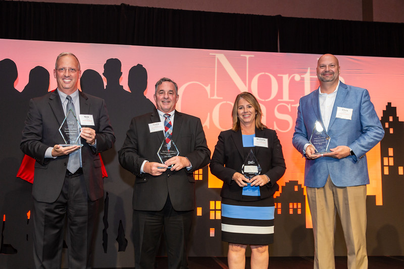 2019 NorthCoast 99 Awards Ceremony, Presented by ERC. September 11th, 2019.