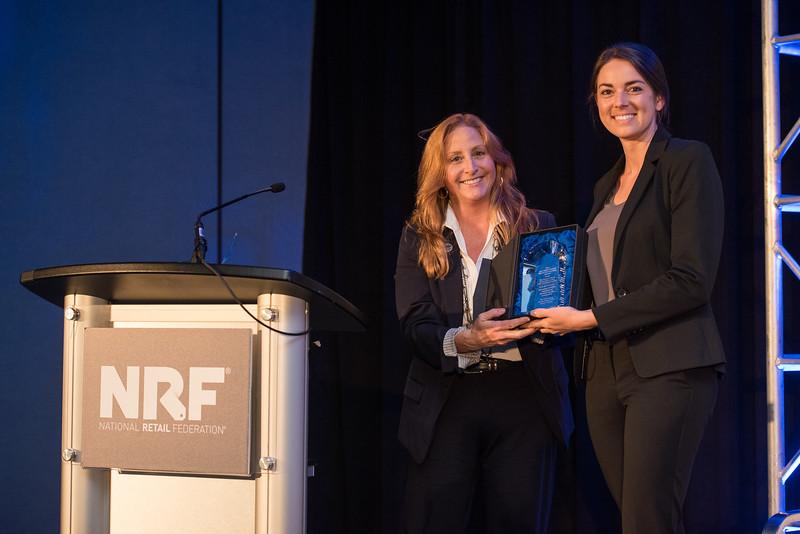 LEPRA Award at NRF PROTECT