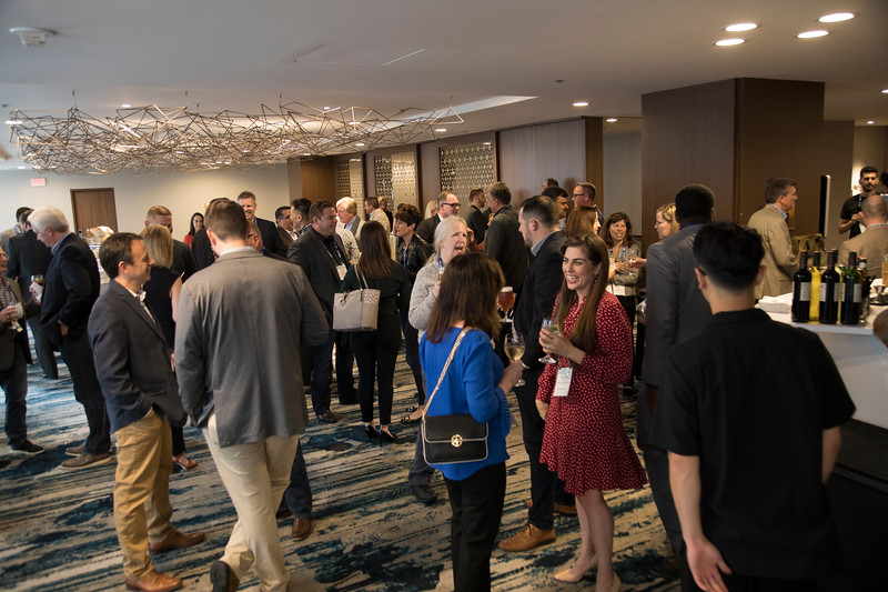 Networking at NRFtech 2019