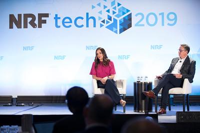 Brit Morin at NRFtech 2019