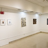 Art and Design faculty art show in the Czurles-Nelson Gallery at Buffalo State College.