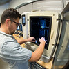 Engineering Technology 3-D printing lab at Buffalo State College.
