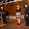 Dean of Arts and Humanities Awards Ceremony at Buffalo State College.