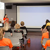 """""""Beyond and Back: Bridging the World Outside Your Classroom to the World Within"""" IDPS event at Buffalo State College."""