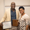 Muriel A. Howard Diversity Awards ceremony at Buffalo State College.