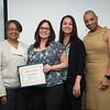 Creative Leadership and LEAPP Program graduation celebration at Buffalo State College.