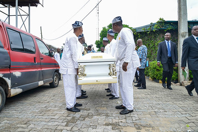 Mrs. Janet Ohiwerei. Funeral Service and Reception