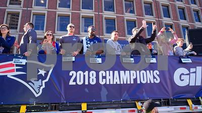 Patriots 2019 Parade