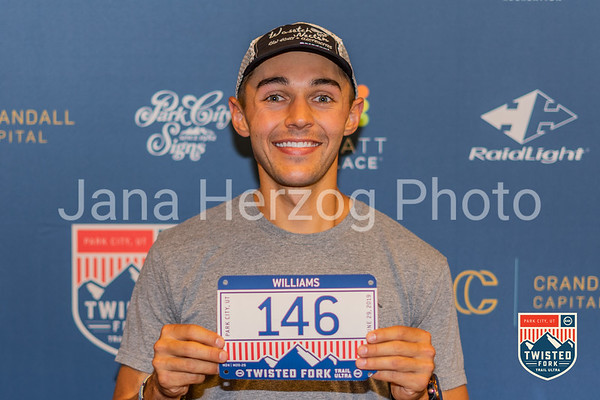 Pre-race packet pick up