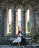 Aaron & Stacy's Wedding in Corcomroe Abbey, Ireland