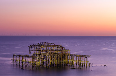 Old Pavilion- Brighton