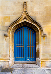 Church Door - Windsor, England