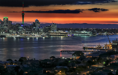 DA061,DT,Auckland New Zealand