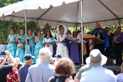 The 306th Fiestas de Santa Fe at the Plaza on Friday, September 6, 2019. Luis Sánchez Saturno/The New Mexican