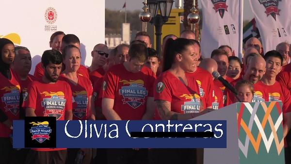 Olivia Contreras - Al Qawassim Corniche