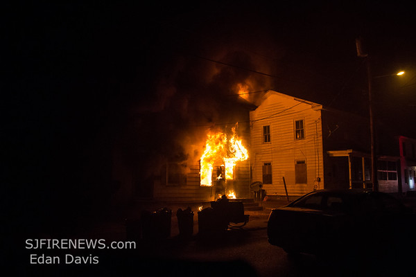 02-05-2019, 2 Alarm Dwelling, Millville City, 412 Sassafras St  (C) Edan Davis, www sjfirenews (4)