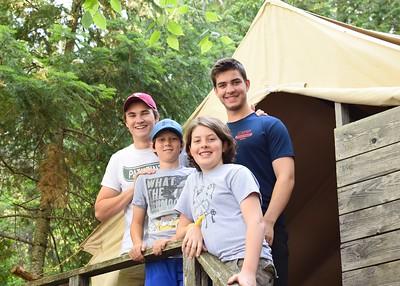 Tent 13