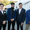 Scenes from the Fitchburg High School Prom at Wachusett Mountain Ski Area, May 11, 2019. Sam Robichaud, Dylan Araujo, Kobe Louangsabouth and Neville Yangsi at the prom SENTINEL & ENTERPRISE/JOHN LOVE