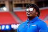 Florida Gators offensive lineman Nick Buchanan (66) during Gator Walk as the Gators prepare to face UT Martin at Ben Hill Griffin Stadium in Gainesville, Florida.  September 7th, 2019. Gator Country Photo by David Bowie.