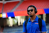 Florida Gators defensive back Brad Stewart Jr. (2) and the Florida Gators football team during Gator Walk as the Gators prepare to face UT Martin at Ben Hill Griffin Stadium in Gainesville, Florida.  September 7th, 2019. Gator Country Photo by David Bowie.