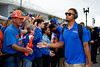 Florida Gators defensive back Donovan Stiner (13) as the #6 Florida Gators walk into TIAA Bank Field as they prepare to take on the #8 Georgia Bulldogs at in Jacksonville, Florida.  November 2nd, 2019. Gator Country Photo by David Bowie.