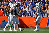 Photos from the first half as the Gators faced the Auburn Tigers at Ben Hill Griffin Stadium in Gainesville, Florida.  October 5th, 2019. Gator Country Photo by David Bowie.