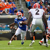 Photos from the first half as the #6 Florida Gators faced the #8 Georgia Bulldogs at TIAA Bank Field in Jacksonville, Florida.  November 2nd, 2019. Gator Country Photo by David Bowie.