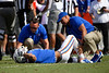 Photos from the first half as the Gators faced the Vanderbilt Commodores at Ben Hill Griffin Stadium in Gainesville, Florida.  November 9th, 2019. Gator Country Photo by David Bowie.