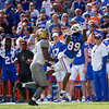 Photos from the second half as the Gators faced the Vanderbilt Commodores at Ben Hill Griffin Stadium in Gainesville, Florida.  November 9th, 2019. Gator Country Photo by David Bowie.