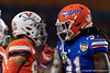 Florida Gators defensive back Shawn Davis (31) as the Florida Gators take on the Virginia Cavaliers in the 2019 Capital One Orange Bowl in Miami Gardens, Florida.  December 30th, 2019. Gator Country Photo by David Bowie.
