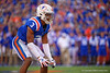 Florida Gators defensive back Marco Wilson (3) as the Gators defeat the #5 Auburn Tigers 24-13 at Ben Hill Griffin Stadium in Gainesville, Florida on October 5th, 2019 (Photo by David Bowie/Gatorcountry)