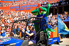 Albert and Alberta as the Gators defeat the #5 Auburn Tigers 24-13 at Ben Hill Griffin Stadium in Gainesville, Florida on October 5th, 2019 (Photo by David Bowie/Gatorcountry)
