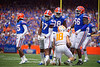 Florida Gators linebacker Khris Bogle (97) as the Gators defeat SEC East rival the University of Tennessee Volunteers at Ben Hill Griffin Stadium in Gainesville, Florida on September 21st, 2019 (Photo by David Bowie/Gatorcountry)