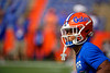Florida Gators defensive back Marco Wilson (3) as the Gators defeat SEC East rival the University of Tennessee Volunteers at Ben Hill Griffin Stadium in Gainesville, Florida on September 21st, 2019 (Photo by David Bowie/Gatorcountry)