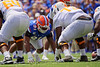 Florida Gators defensive lineman Marlon Dunlap Jr. (91) as the Gators defeat SEC East rival the University of Tennessee Volunteers at Ben Hill Griffin Stadium in Gainesville, Florida on September 21st, 2019 (Photo by David Bowie/Gatorcountry)