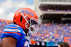 Florida Gators linebacker David Reese II (33) as the Gators defeat SEC East rival the University of Tennessee Volunteers at Ben Hill Griffin Stadium in Gainesville, Florida on September 21st, 2019 (Photo by David Bowie/Gatorcountry)