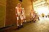 Tennessee Volunteers quarterback Brian Maurer (18) waits to take the field as the Gators defeat SEC East rival the University of Tennessee Volunteers at Ben Hill Griffin Stadium in Gainesville, Florida on September 21st, 2019 (Photo by David Bowie/Gatorcountry)