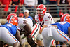 Georgia Bulldogs quarterback Jake Fromm (11) as the #6 Gators lose to the #6 Georgia Bulldogs 24-17 at TIAA Bank Field in Jacksonville, Florida on November 2nd, 2019 (Photo by David Bowie/Gatorcountry)