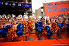 The Gatorettes as the Gators defeat the Towson Tigers 38-0 at Ben Hill Griffin Stadium in Gainesville, Florida on September 28th, 2019 (Photo by David Bowie/Gatorcountry)