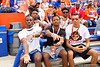 Florida Gators recruits watch on as the Gators defeat the Towson Tigers 38-0 at Ben Hill Griffin Stadium in Gainesville, Florida on September 28th, 2019 (Photo by David Bowie/Gatorcountry)