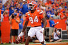 Florida Gators tight end Kyle Pitts (84) as the Gators defeat the Towson Tigers 38-0 at Ben Hill Griffin Stadium in Gainesville, Florida on September 28th, 2019 (Photo by David Bowie/Gatorcountry)