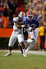 Florida Gators wide receiver Rick Wells (83) as the Gators faced the Tennessee-Martin Skyhawks at Ben Hill Griffin Stadium in Gainesville, Florida on September 8th, 2019 (Photo by David Bowie/Gatorcountry)