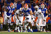 Florida Gators running back Malik Davis (20) as the Gators faced the Tennessee-Martin Skyhawks at Ben Hill Griffin Stadium in Gainesville, Florida on September 8th, 2019 (Photo by David Bowie/Gatorcountry)