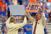 The family of the late George Edmondson, Mr. 2-Bits, performs Mr. 2-Bits as the Gators faced the Tennessee-Martin Skyhawks at Ben Hill Griffin Stadium in Gainesville, Florida on September 8th, 2019 (Photo by David Bowie/Gatorcountry)
