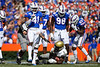 Florida Gators linebacker James Houston IV (41) as the Gators faced and defeat the Vanderbilt Commodores 56-0 at Ben Hill Griffin Stadium in Gainesville, Florida on November 9th, 2019 (Photo by David Bowie/Gatorcountry)