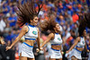 The Florida Gators Dazzlers as the Gators defeat the Vanderbilt Commodores 56-0 at Ben Hill Griffin Stadium in Gainesville, Florida on November 9th, 2019 (Photo by David Bowie/Gatorcountry)