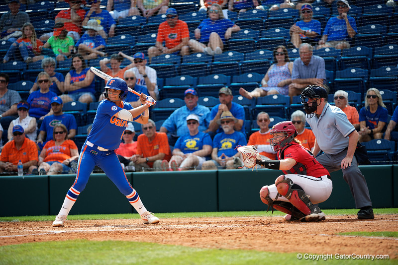 University of Florida Gators Softball Illinois State Redbirds 2019