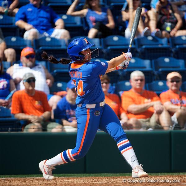 University of Florida Gators Softball Illinois State Redbirds 2019